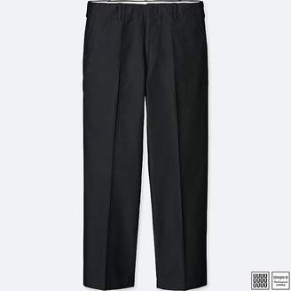 Uniqlo Men's U Regular-fit Ankle-length Pants