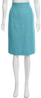 Nina Ricci Pencil Midi Skirt