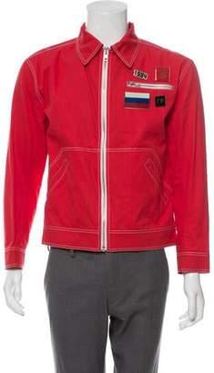 Gosha Rubchinskiy Accented Casual Jacket