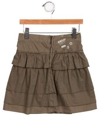 Ikks Girls' Layered Skirt