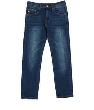 AG Jeans Boys' Stryker ed Slim Straight Denim Jeans, Size 8-16