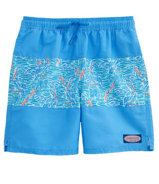 Vineyard Vines Boys 3-Pieced Pelican Chappy Trunks