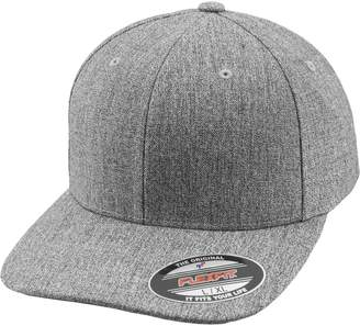 02ab007c812 Flexfit Flex fit Plain Span Wooly Combed Stretchable Fitted Cap Basecap