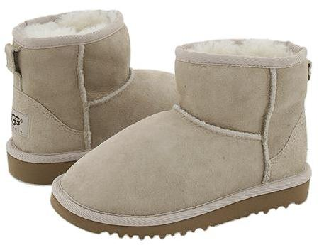 UGG Kids - Mini (Toddler/Youth) (Sand)
