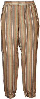 Etro Striped Track Pants
