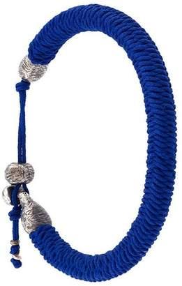M. Cohen woven bracelet