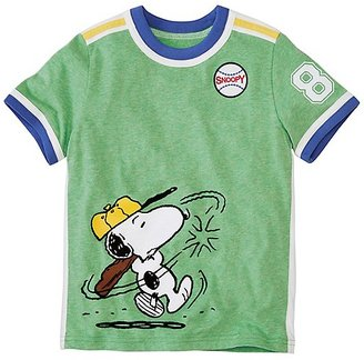 Peanuts Boys Art Tee in Supersoft Jersey $32 thestylecure.com