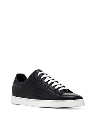 Vince Camuto Mens Grabell - Perforated Tennis Sneaker