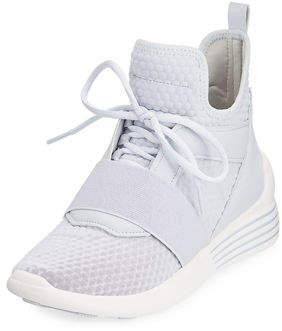 KENDALL + KYLIE Braydin Neoprene High-Top Sneakers