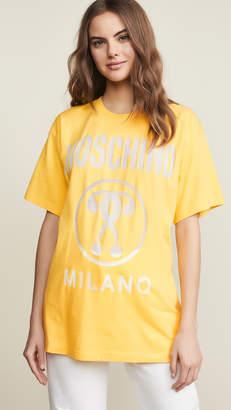 Moschino Oversize Logo T-Shirt