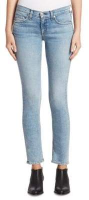 Skinny Light Wash Jeans
