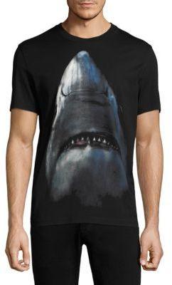 Givenchy Cuban Shark T-Shirt $550 thestylecure.com