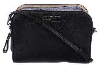 Marc by Marc Jacobs Dual Zip Compartment Crossbody