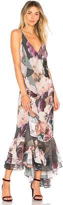 We Are Kindred Paloma Ruffle Slip Dress