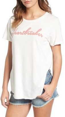 Women's Junk Food Heartbreaker Tee $48 thestylecure.com