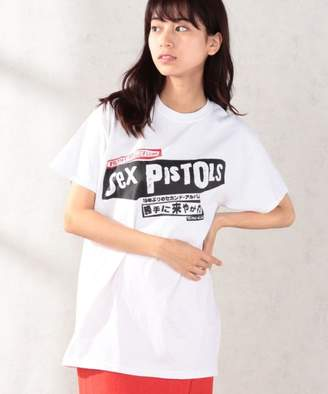 And A (アンド エー) - And A SEX PISTOLS/セックスピストルズ Filthy Lucre Live 勝手に来やがれ 半袖プリントTシャツ THE TEE/ザ・ティー
