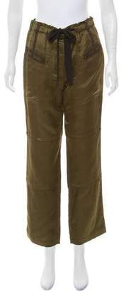 Elizabeth and James High-Rise Straight-Leg Pants w/ Tags