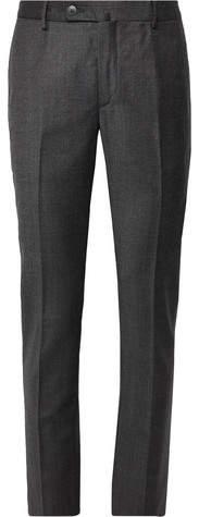 Hackett Pinhead Wool Trousers