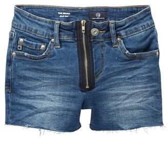 AG Jeans The Bruna Frayed Shorts (Big Girls)