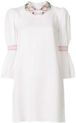 DAY Birger et Mikkelsen Vivetta embellished collar dress