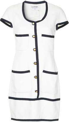 Chanel Pre-Owned multiple pockets dress