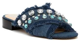 Vince Camuto Noritta Embellished Slide Sandal