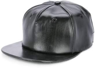 Rick Owens panelled cap