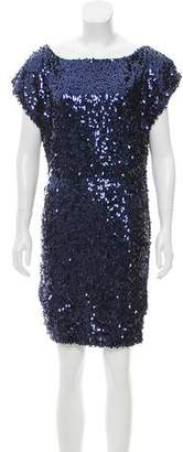 Paul & Joe Sequined Mini Dress