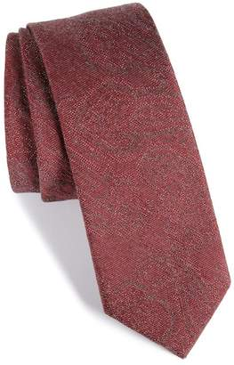 Calibrate Syne Paisley Tie