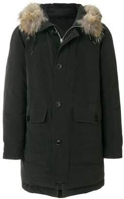 Tom Ford hooded padded coat