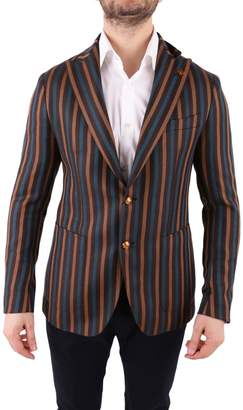 Tagliatore Virgin Wool Blend Jacket