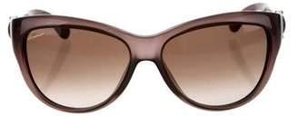 Gucci Horsebit Cat-Eye Sunglasses