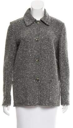 Michael Kors Wool Tweed Jacket