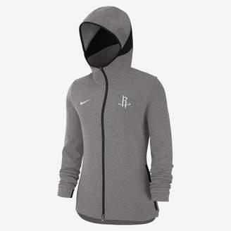 Nike Houston Rockets Dri-FIT Showtime Women's NBA Hoodie