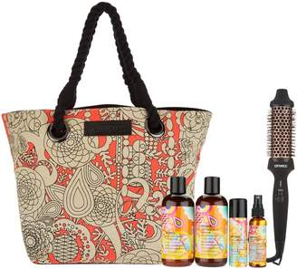 Amika Blowout Babe Thermal Brush and Haircare Set