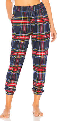 Plush Ultra Soft Flannel Jogger