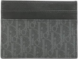 Christian Dior Logo Printed Card Holder