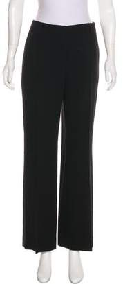 Akris Mid-Rise Wool Pants