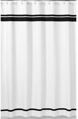 Eider & Ivory Douglasville Cotton Shower Curtain