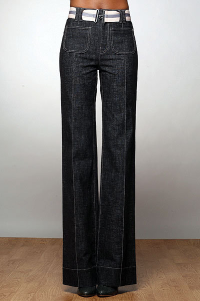 Rebecca Taylor Fit and Flare Jean-FINAL SALE