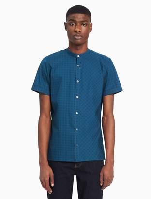 Calvin Klein big + tall printed short sleeve shirt