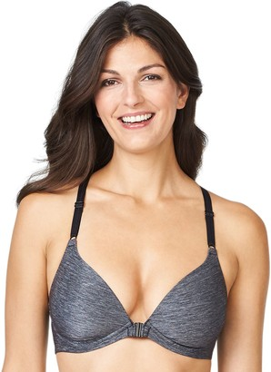 d03d4212f4 Warner s Warners Bras  Play It Cool Underwire Front Closure Racerback Bra  RM4281A