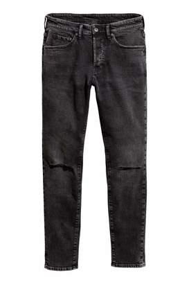 H&M Skinny Jeans - Light denim blue - Men