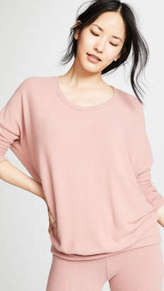 Eberjey The Cozy Time Top