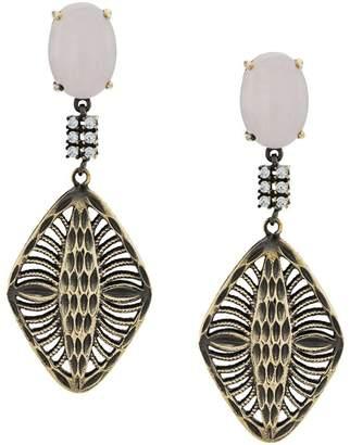 Iosselliani Club Africana earrings