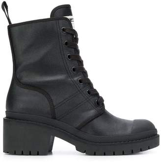 Marc Jacobs lace-up ankle boots