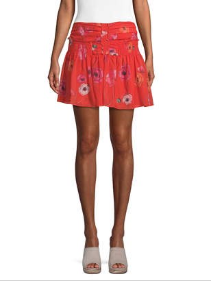Camilla And Marc Women's Mona Mini Skirt