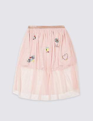 Marks and Spencer Applique Tutu Skirt (3-16 Years)
