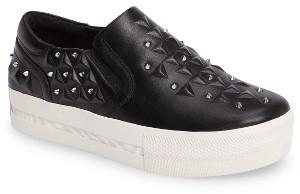 Women's Ash Joke Platform Slip-On Sneaker $214.95 thestylecure.com