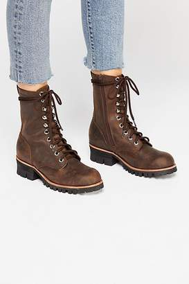 Jeffrey Campbell Lucca Lace Up Boot